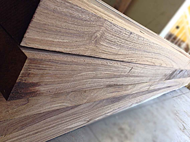 Dandeli Teak Wood From Karnataka  Harsha Timbers Bangalore